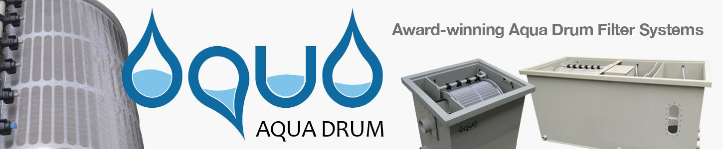 We Are The Main Northern Agents For The Fabulous Range Of Aqua Drum Koi Pond Filters